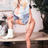 Wendy Whoppers is the model of the day for June 05, 2021